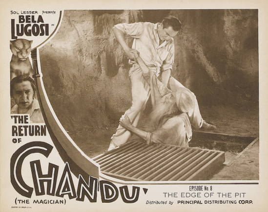 The Return of Chandu Episode 8 Lobby Card 3