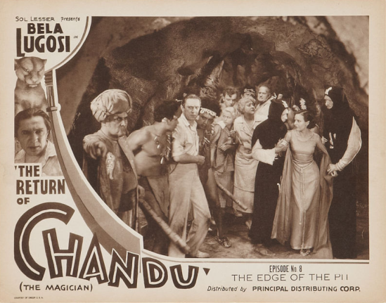The Return of Chandu Episode 8 Lobby Card