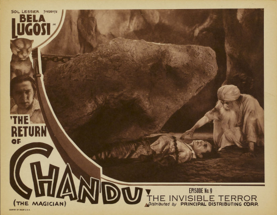 The Return of Chandu Episode 9 Lobby Card 2