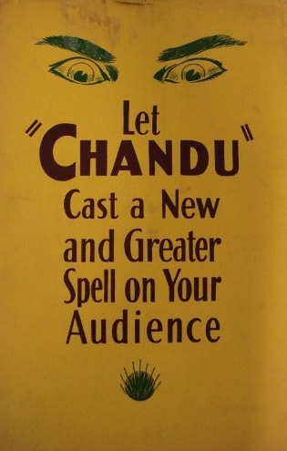 The Return of Chandu Pressbook 2