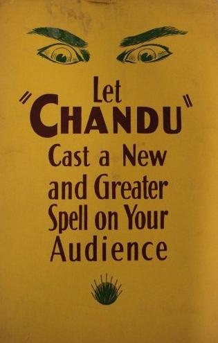 The Return of Chandu Pressbook 2
