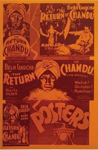 The Return of Chandu Pressbook 4