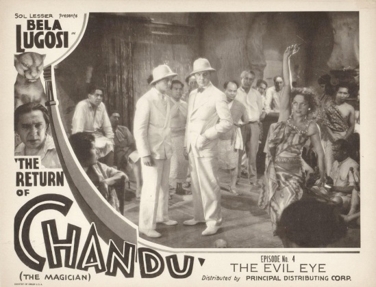 The Return of Chandu Still Episode 4 Lobby Card