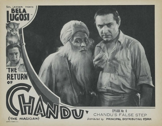 The Return of Chandu Still Episode 6 Lobby Card