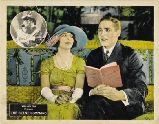 The Silent Command Lobby Card 1