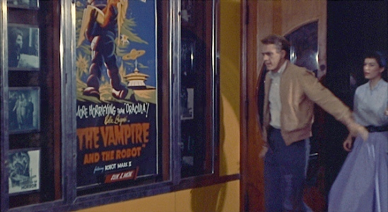 The Vampire And The Robot