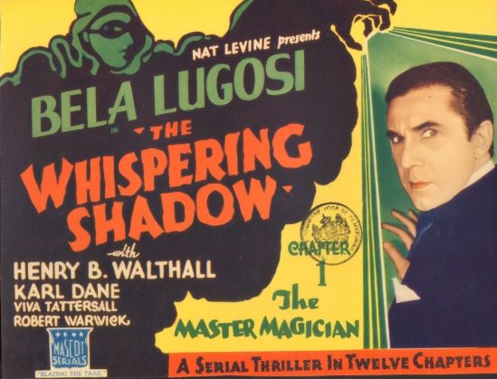 The Whispering Shaqow Lobby Card 1