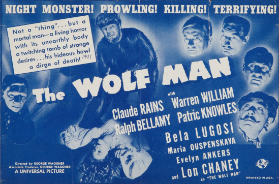 The Wolf Man Herald 1