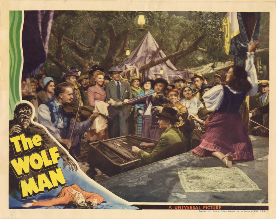 The Wolf Man Lobby Card 5