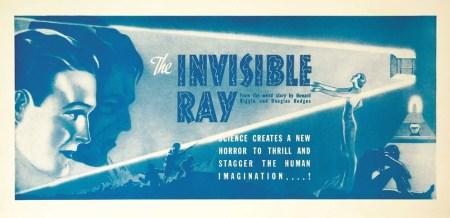 Universal pre-production publicity artwork