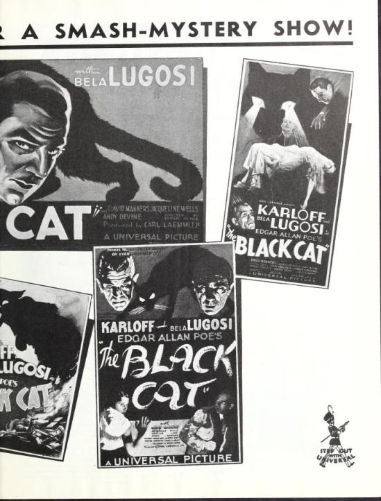 The Black Cat, Universal Weekly, April 28, 1934 2
