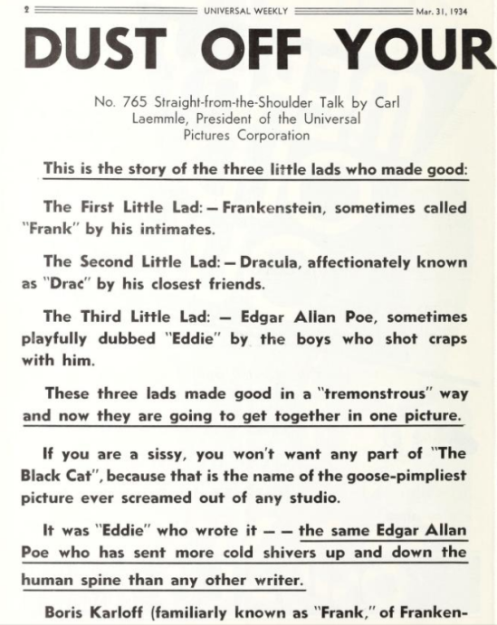 Universal Weekly, March 31, 1934 1