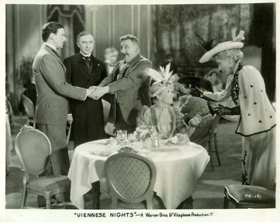 Viennese Nights Lobby Card 1