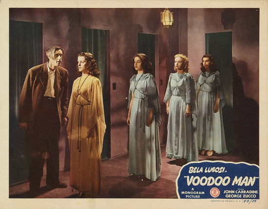 Voodoo Man Lobby Card 4