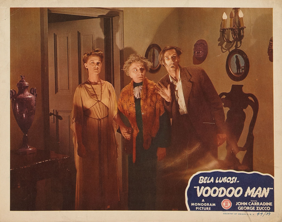 Voodoo Man Lobby Card 5