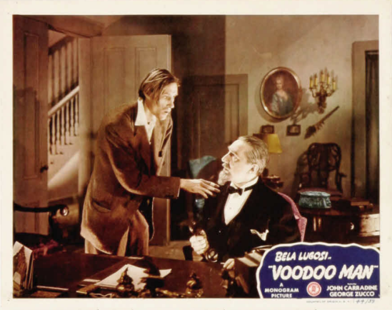 Voodoo Man Lobby Card 6