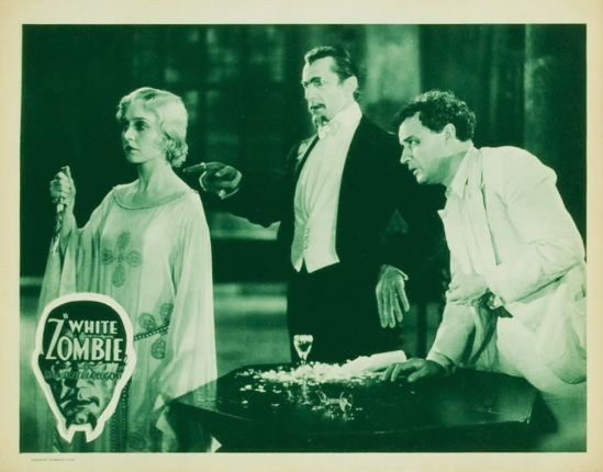 White Zombie 1938 Re-Release Lobby Card 2