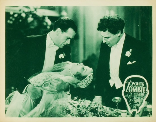 White Zombie 1938 Re-Release Lobby Card 3