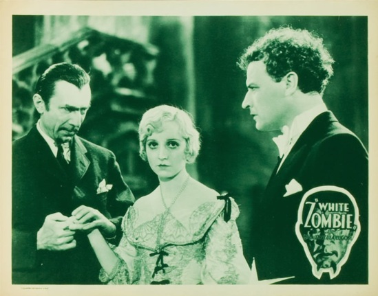 White Zombie 1938 Re-Release Lobby Card 4