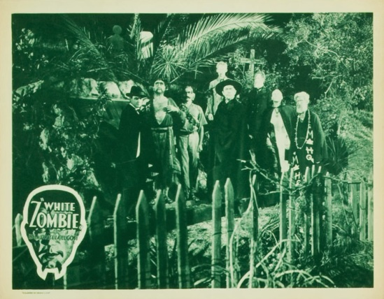 White Zombie 1938 Re-Release Lobby Card 6