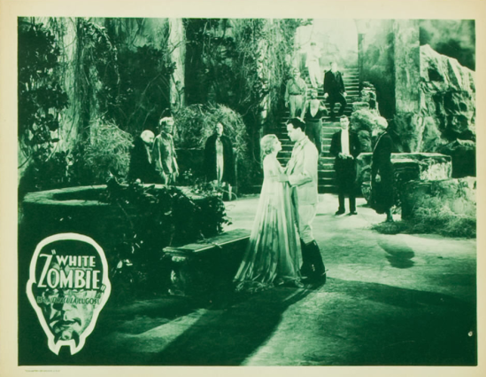 White Zombie 1938 Re-Release Lobby Card 7