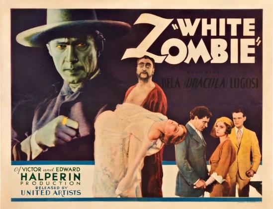 White Zombie Half Sheet