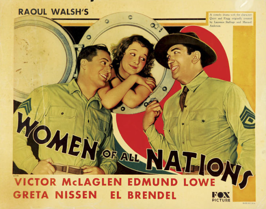 Women of all Nations Half Sheet