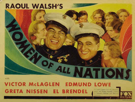 Women of all Nations Lobby Card 1