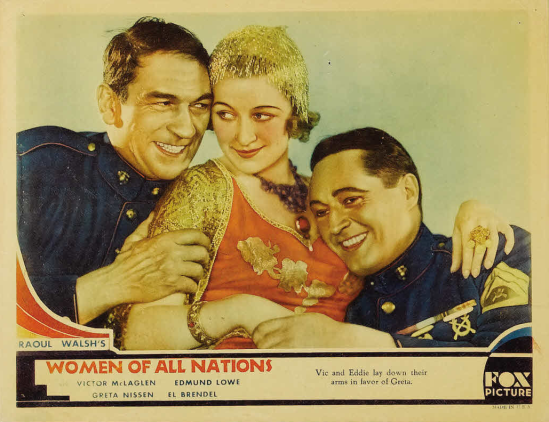 Women of all Nations Lobby Card 2