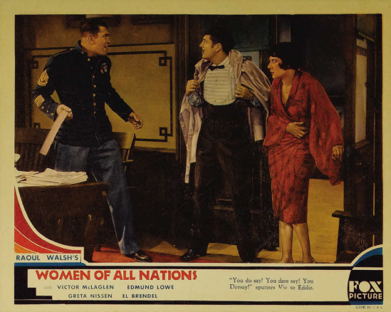 Women of all Nations Lobby Card 5