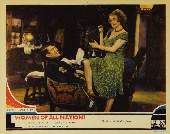 Women of all Nations Lobby Card 6