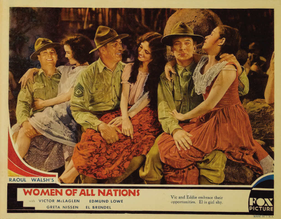 Women of all Nations Lobby Card 7