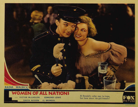 Women of all Nations Lobby Card 8