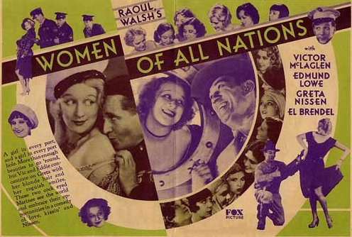 Women of all Nations trade ad