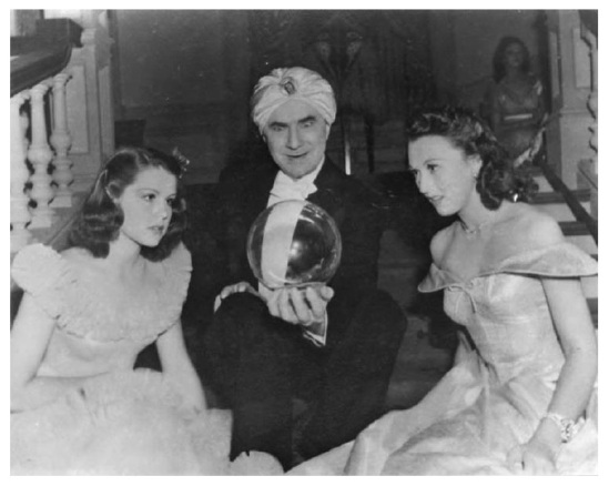 You'll Find Out - Helen Parrish, Bela Lugosi and Ginny Simms