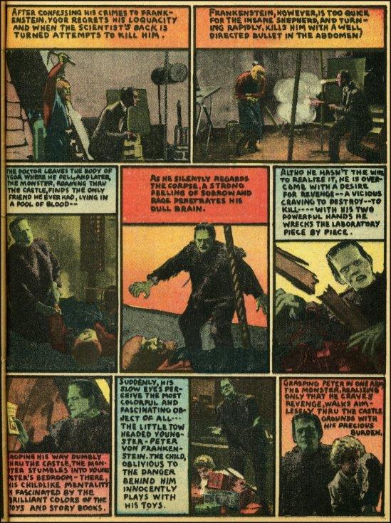 Movie Comics 6
