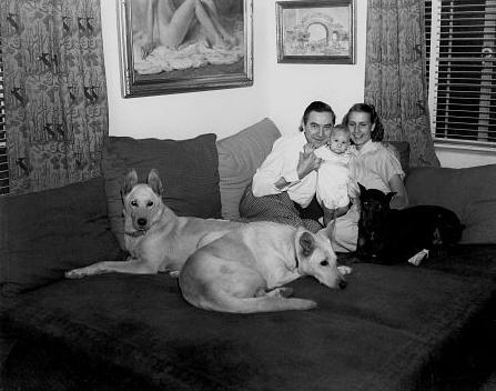 Clara Bow Nude in Lugosi Home
