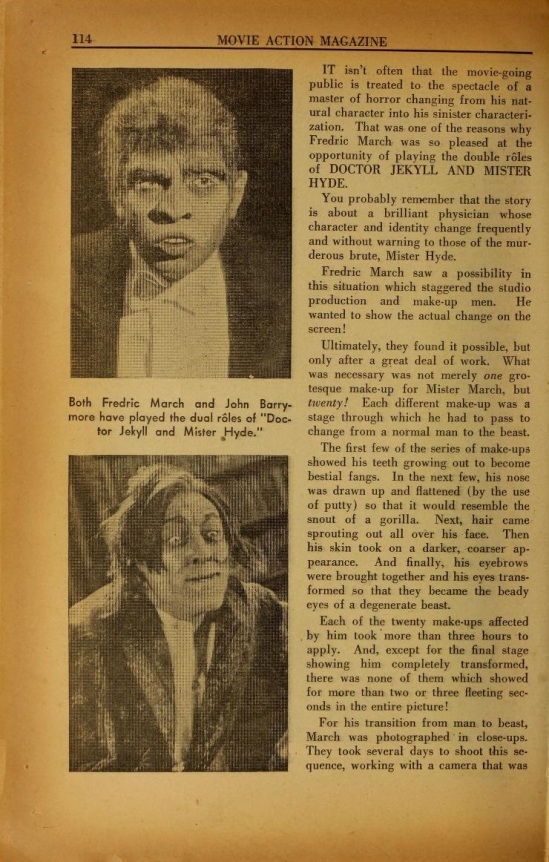 Movie Action Magazine February 1936 9