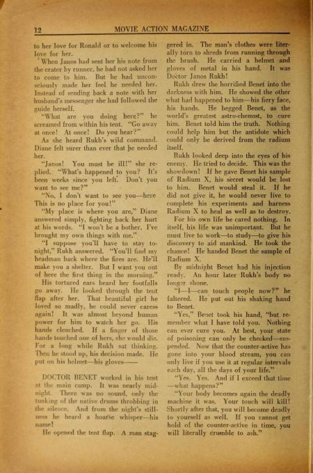 Movie Action Magazine January 1936 10
