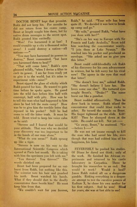 Movie Action Magazine January 1936 12