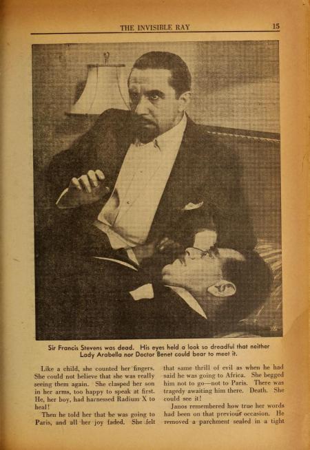 Movie Action Magazine January 1936 13