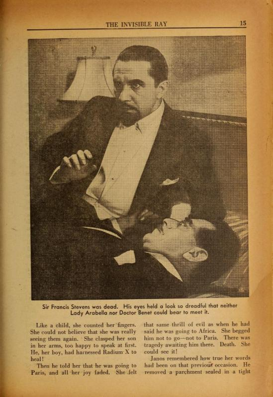 Movie Action Magazine January 1936 13