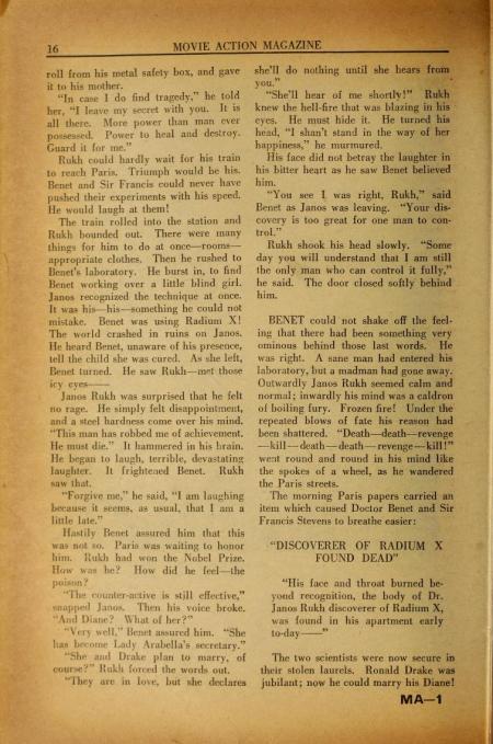 Movie Action Magazine January 1936 14