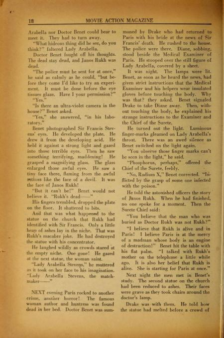 Movie Action Magazine January 1936 16