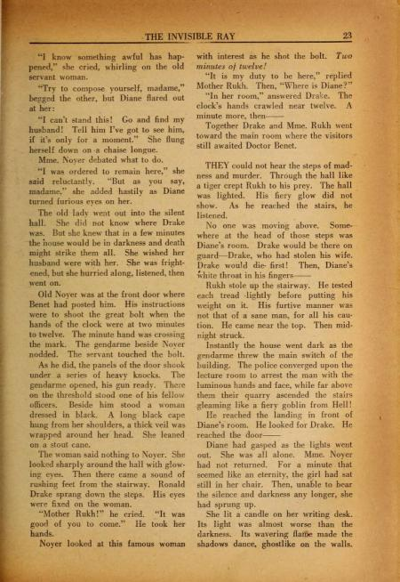 Movie Action Magazine January 1936 21