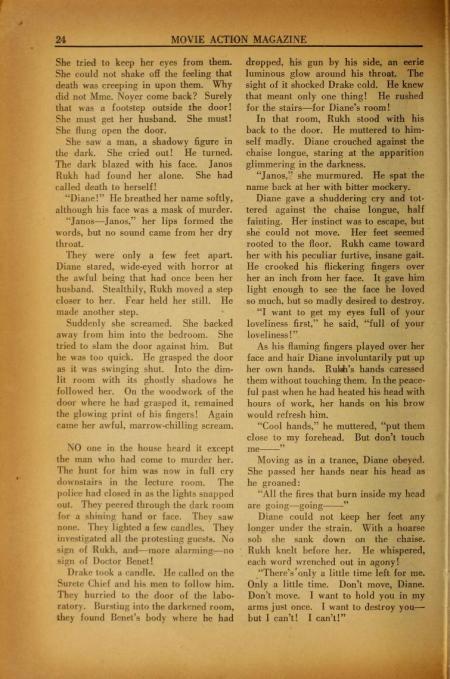 Movie Action Magazine January 1936 22