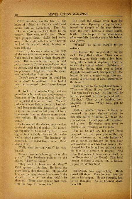 Movie Action Magazine January 1936 8