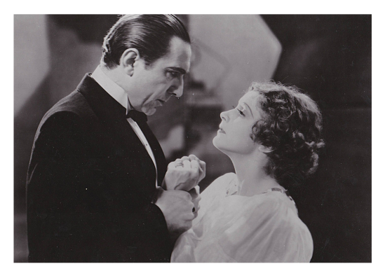 Bela Lugosi and Jacqueline Wells The Black Cat 2