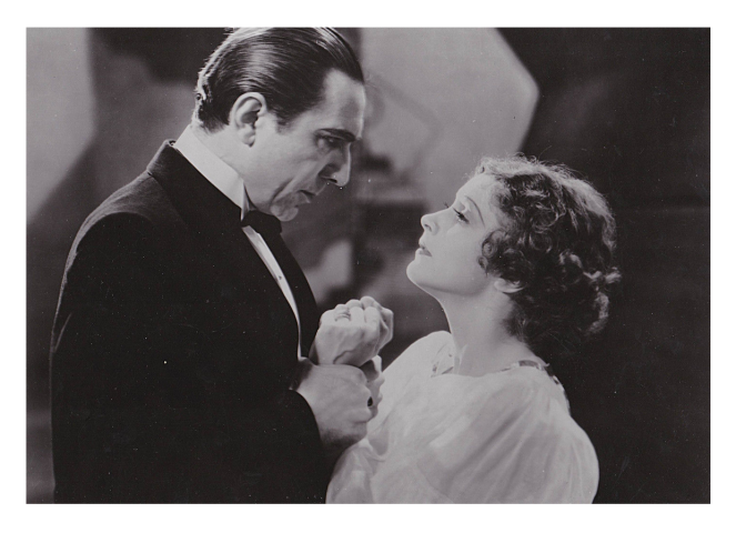 Bela Lugosi and Jacqueline Wells The Black Cat 2