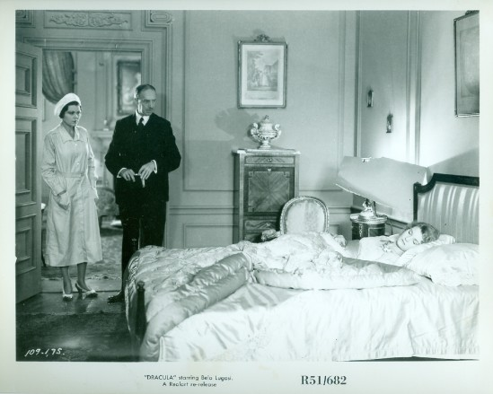 Dracula 1951 Re-issuse